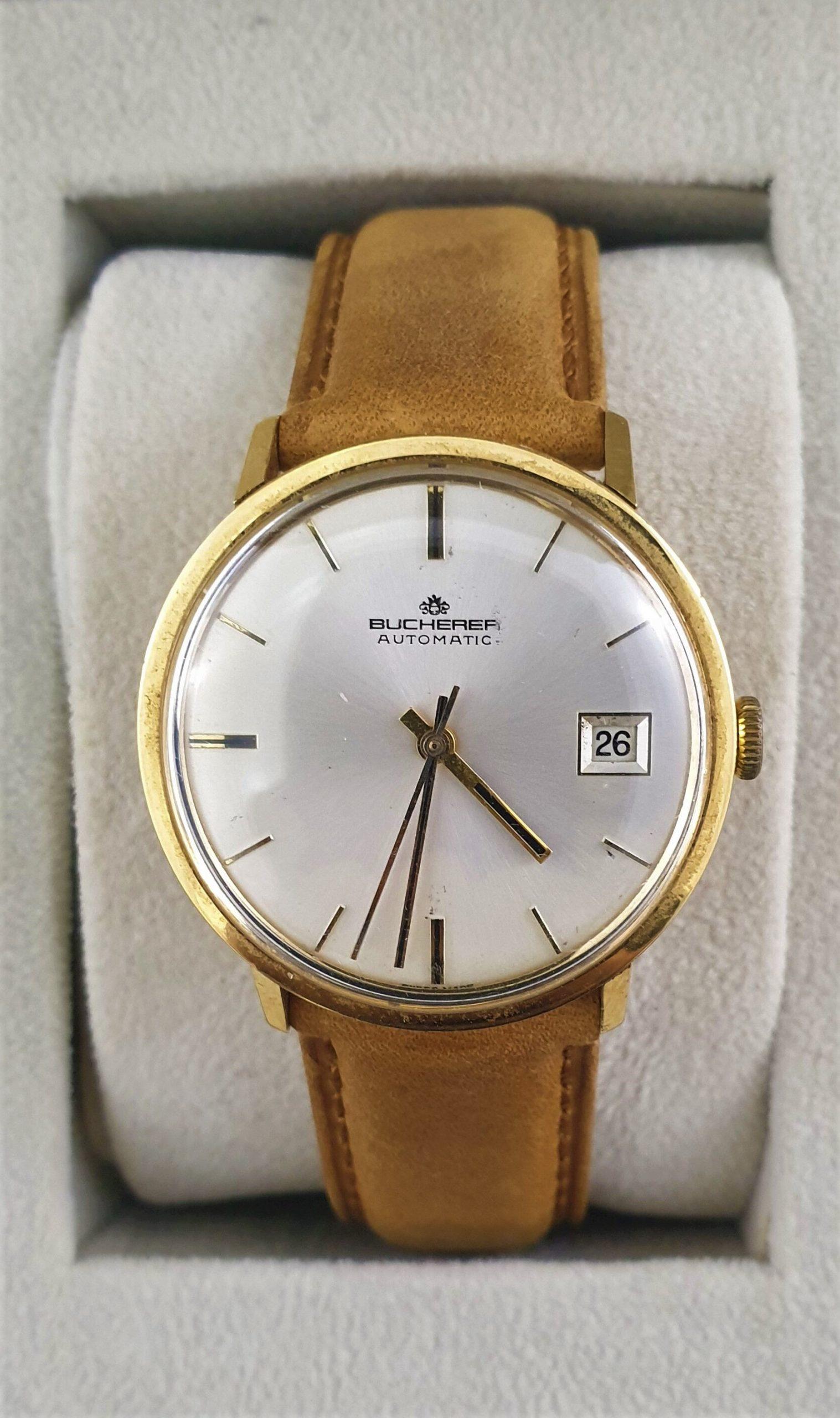 Reloj Bucherer Automatic