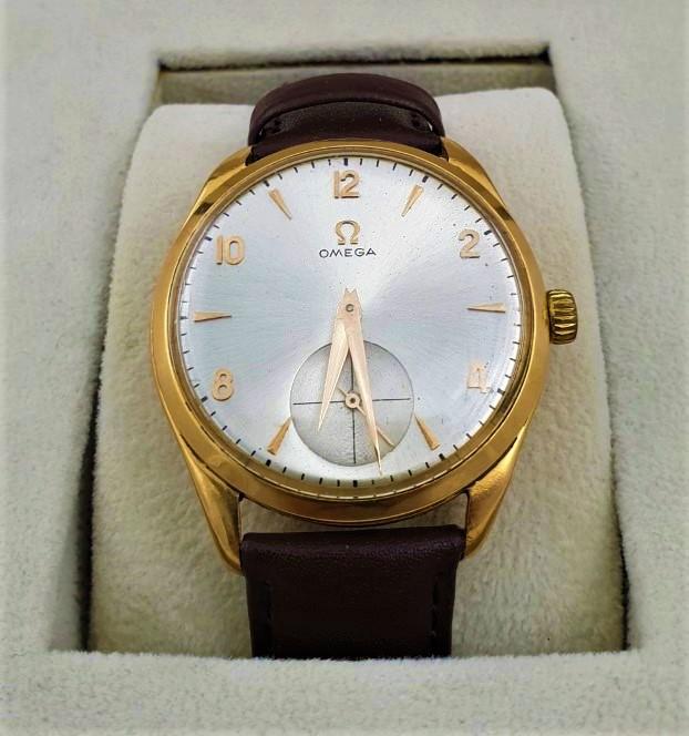 Reloj Omega estilo De Ville