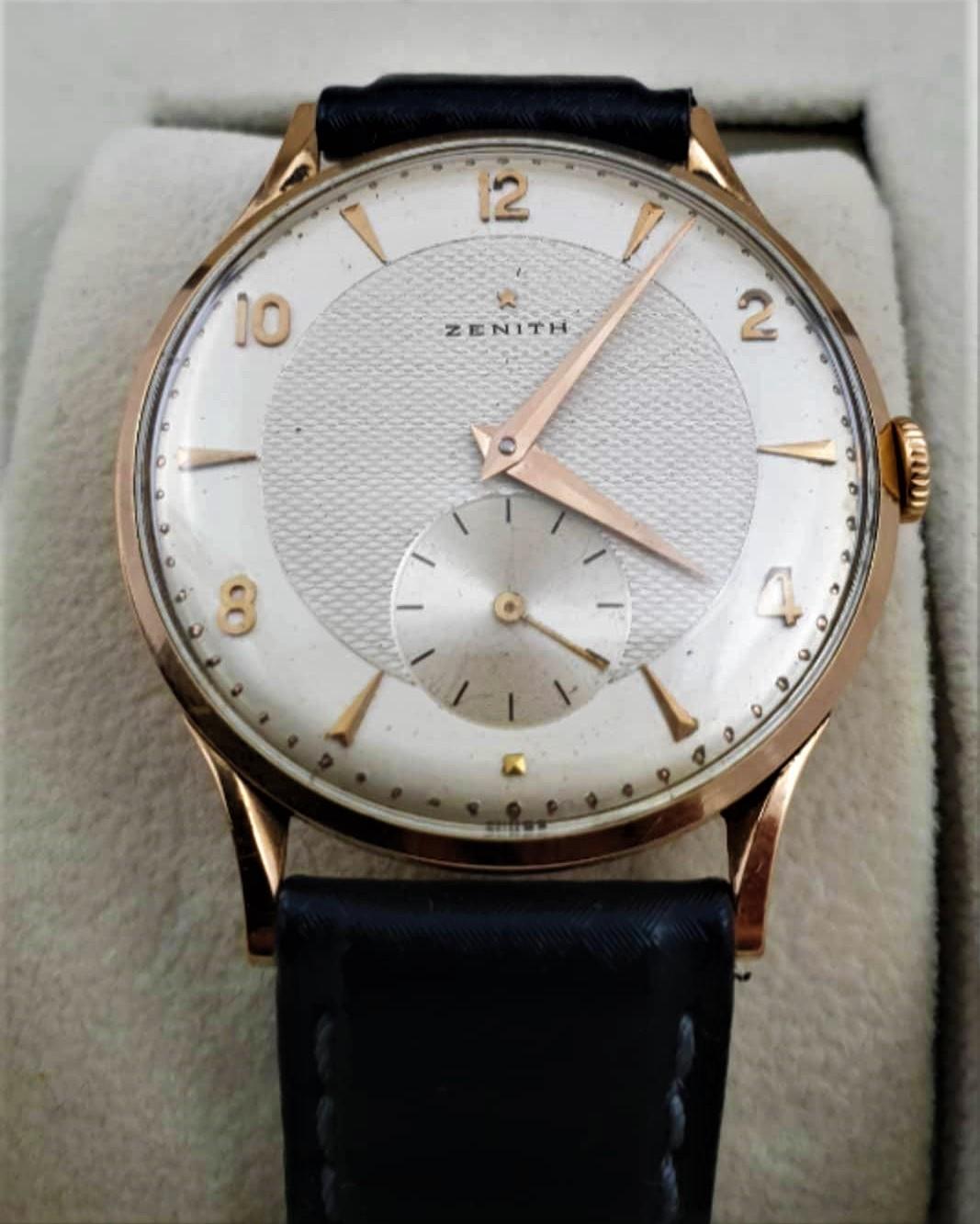 Reloj Zenith Élite