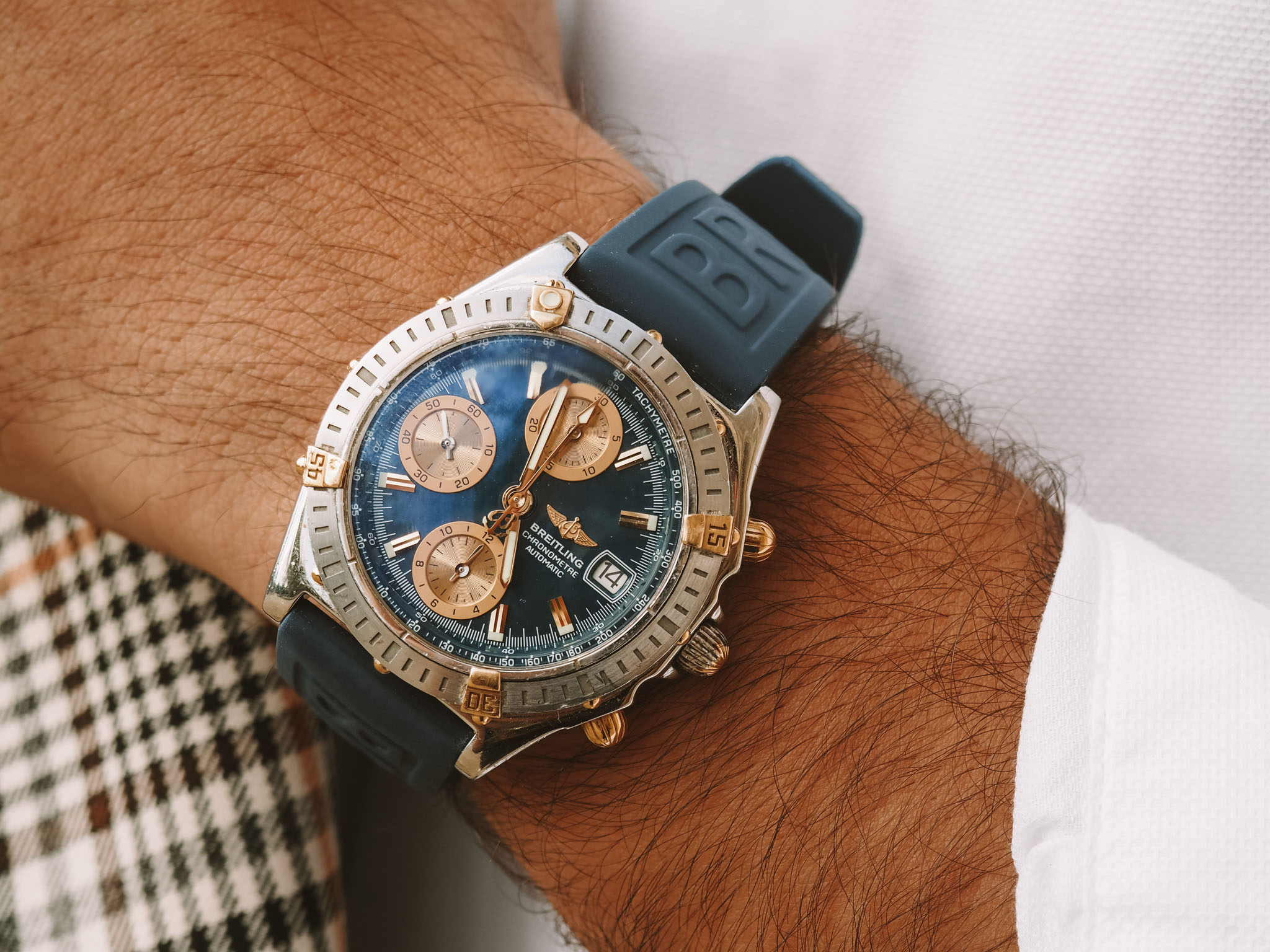 Reloj Breitling Chronomat Automatic