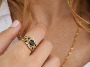 ANILLO BLACK DIAMOND